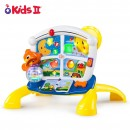 Kids II Igračka za decu Lights, Lights Baby Learn & Giggle Activity Station 52177