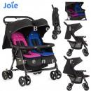 Kolica za blizance Joie Twin Pink & Blue
