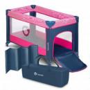 Lionelo Krevetac Stefi 1 nivo Pink
