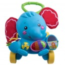 Muzička guralica i igračka za decu 2 u 1 Slon