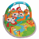 Infantino Podloga za igru Explore & Store Monkeys