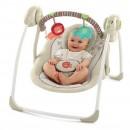 Muzička ležaljka ljuljaška za bebe Kids II Cozy Kingdom 60194