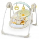 Muzička ležaljka ljuljaška za bebe Kids II Ingenuity Sooth`n Delight 10241