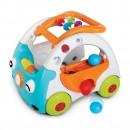 B Kids Guralica za prohodavanje i igračka za decu sa zvukom i svetlom Sensory Car 2 u 1