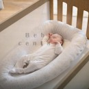 Krevet od memorijske pene za bebe Nest Fluffy Clouds Multifunckionalan