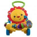 Muzička guralica i igračka za decu 2 u 1 Lav