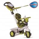 Smart Trike tricikl za decu sa ručkom za guranje Dream Team Green 4 u 1