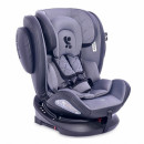 Auto sedište Aviator Isofix Black / Dark Grey 0-36kg