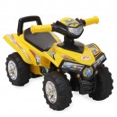 Guralica za decu kvadrocikl Cangaroo ATV Yellow