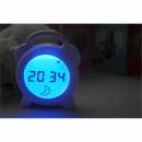 Alecto sat budilnik i noćno svetlo za decu