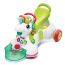 B Kids Igračka za prohodavanje sa zvukom i svetlom Konj Jednorog