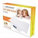 Esperanza Digitalna vaga za bebe EBS017