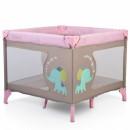 Ogradica za bebe Cangaroo Giant Pink
