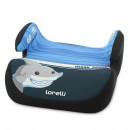 Auto sedište Lorelli Topo Comfort Shark Light-Dark Blue 15-36kg