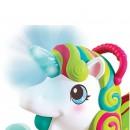 Infantino Igračka za prohodavanje sa zvukom i svetlom Konj Jednorog