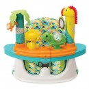 Infantino Stolica za hranjenje 3 u 1 Jungle multicolor