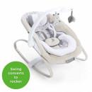 Muzička ležaljka ljuljaška za bebe sa vibracijama Kids II Ingenuity SmartSize Gliding Swing & Rocker - Holden 10639