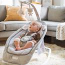 Muzička ležaljka za bebe sa vibracijom Rocking Seat - Cuddle Lamb 12118