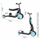 Jungle Trotinet Scooter za decu 5 u 1
