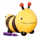 B Toys Gumena igračka za skakanje Pčelica