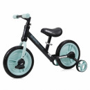 Bicikl Balance Bike ENERGY 2 u 1 Black & Green