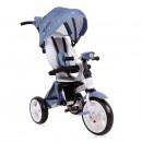 Multifunkcionalan Tricikl Lorelli Enduro Grey Stars 4 u 1 sa rotirajućim sedištem