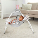Muzička ležaljka ljuljaška za bebe Kids II Ingenuity Swing Baby Chair Audrey PS Update 12202
