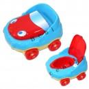 Muzička noša za decu sa adapterom i držačem za papir Auto Red