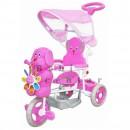 Tricikl za decu Jungle Kuca Roza