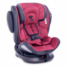 Auto sedište Aviator Isofix Black / Red 0-36kg
