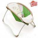 Kolevka za bebe sa postoljem Kids II Green 60131