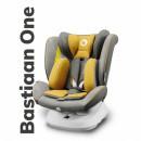 Lionelo Auto sedište Bastian Isofix Yellow 0-36kg