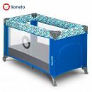 Lionelo Krevetac Stefi 1 nivo Blue Mosaic