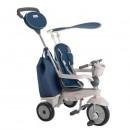 Smart Trike Tricikl za decu sa ručkom za guranje Voyage Plavi 4 u 1