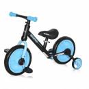 Bicikl Balance Bike ENERGY 2 u 1 Black & Blue
