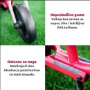 Bicikl Smart Trike Folding Balance Bike Red