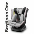 Lionelo Auto sedište Bastian Isofix Grey 0-36kg
