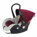 Auto sedište i nosiljka za bebe Pegolini Play Red 0m+