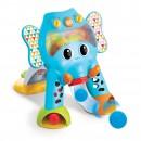 B Kids Igračka za decu sa zvukom i svetlom Sensory Elephant