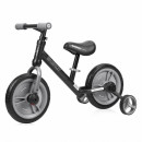 Bicikl Balance Bike ENERGY 2 u 1 Black & Grey
