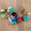 Infantino multifunkcionalan Timmy jastuk Gusenica fotelja