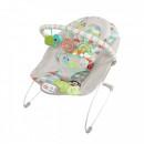 Muzička ležaljka sa vibracijom Kids II Bright Starts Happy Safari 11508
