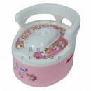 Noša za decu sa naslonom i adapterom Meda rozi