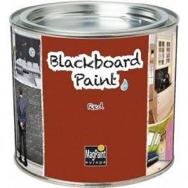 Vopsea blackboard rosie 0.5L MagPaint