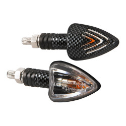 Lampi semnalizare directie mers Focal 21W 12V - Carbon