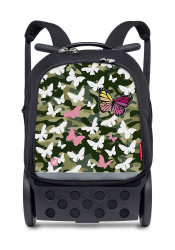 Ghiozdan NIKIDOM Roller Up - Butterfly Camo