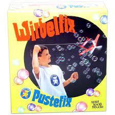 Jucarie baloane de sapun avion Pustefix Wirbelfix - jucarie de exterior