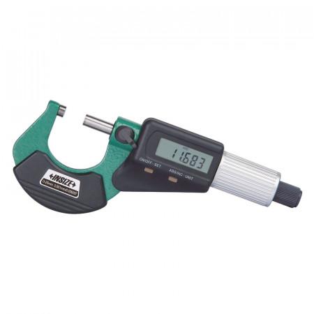 Micrometru Digital INSIZE 0-25mm 0.001mm 3109-25A