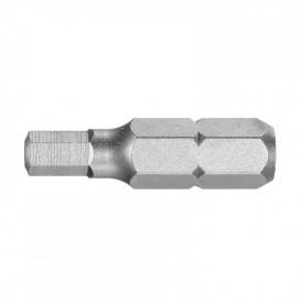 "FORUM Bit 1/4"" cap hexagonal 2x25mm, duritate mare"