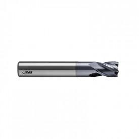 FREZA FINISARE CARBURA TORICA CROMAX 48-70HRC 4Z 4 mm R0.1